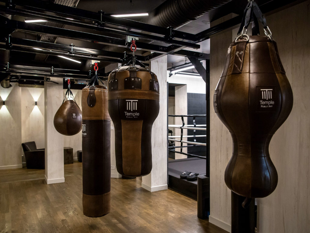 club de boxe paris 1