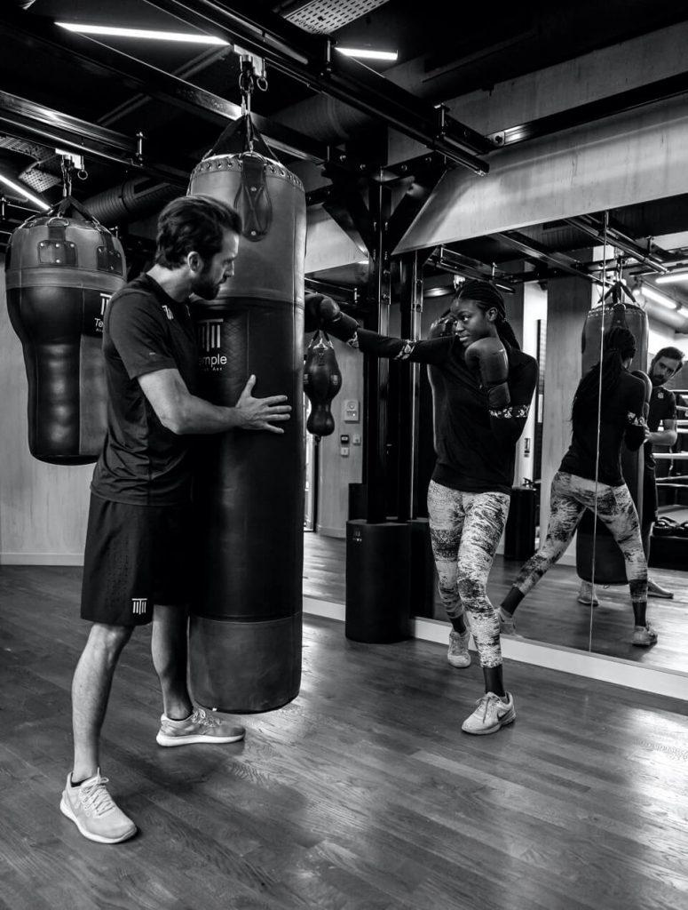 cours de boxe pour debutant