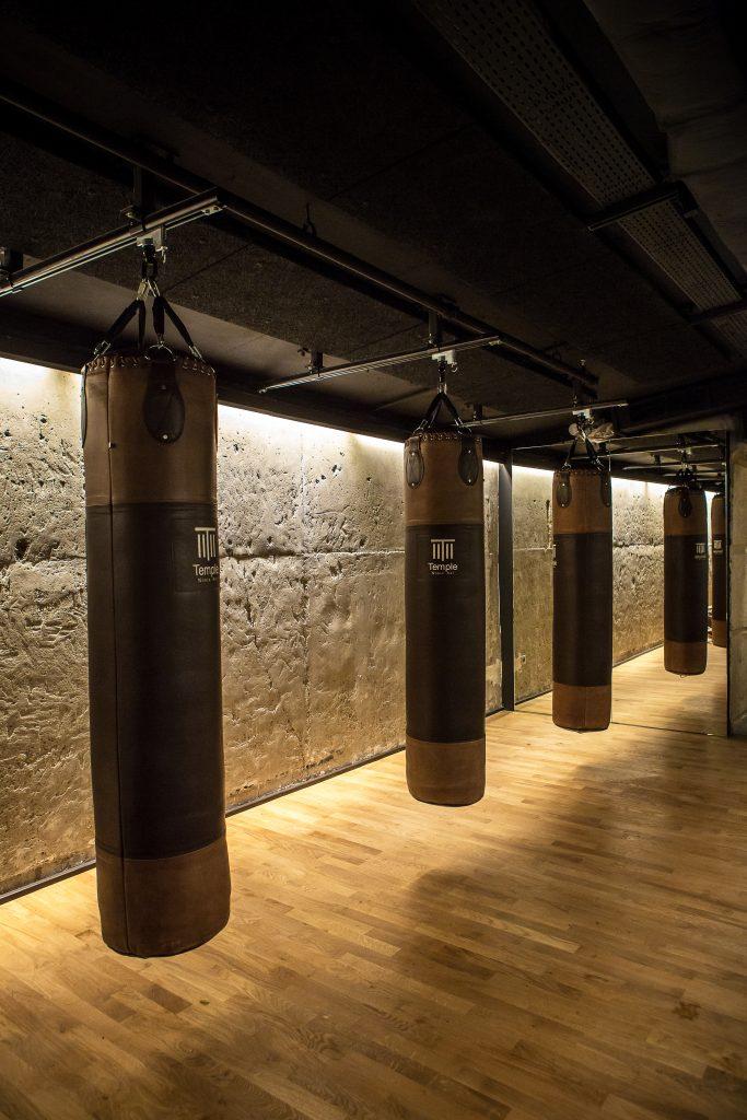 Club de boxe paris 17